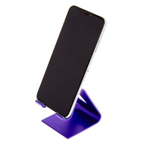 Phone Stand - Purple,