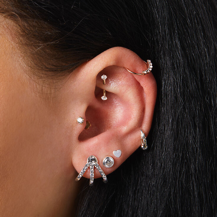 Dazzling Diva Piercing Party Set,