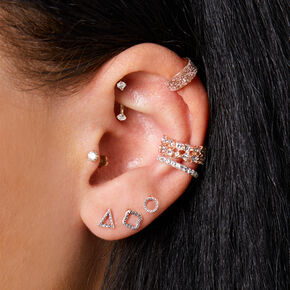 Gems & Geo Piercing Party Set,