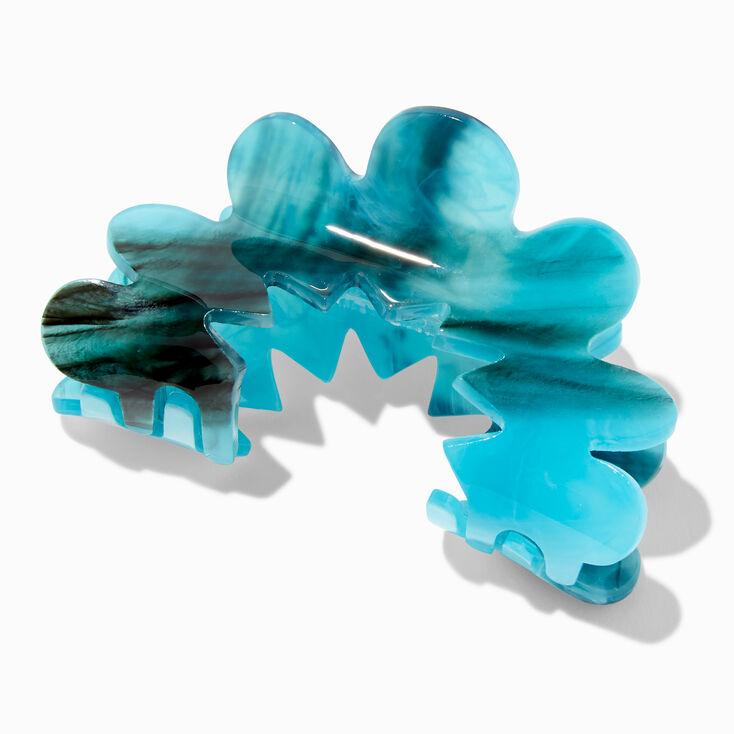 Black Filigree Drop Earrings,