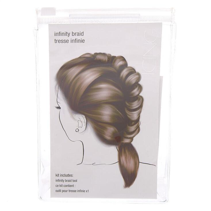Infinity Braid Hair Tools Kit,