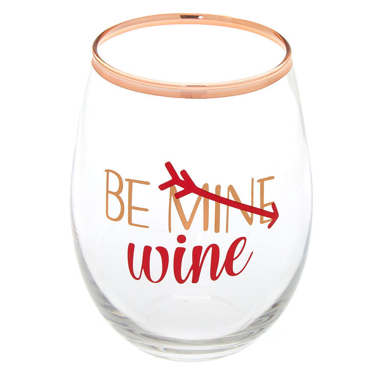 Be Wine Stemless Wine Glass,