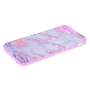 Marble Protective Phone Case - Fits iPhone 6/7/8 Plus,