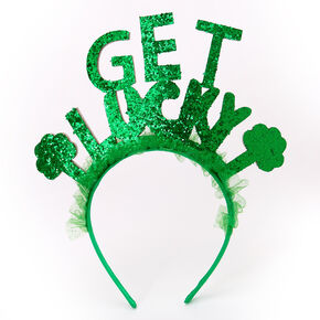 Get Lucky Headband - Green,