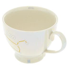 Zodiac Ceramic Mug - Leo,