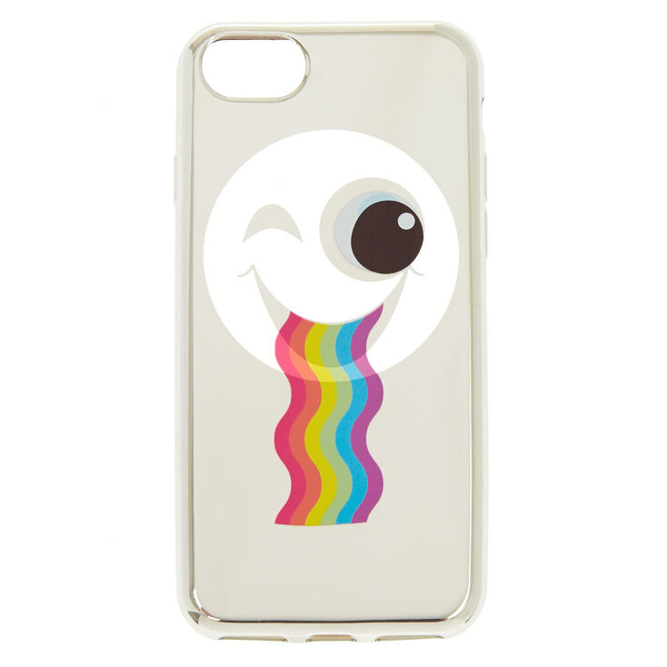 Rainbow Waterfall Phone - Fits iPhone 6/7/8,