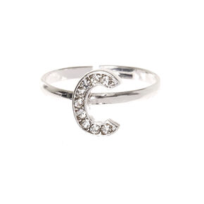C Initial Adjustable Ring,