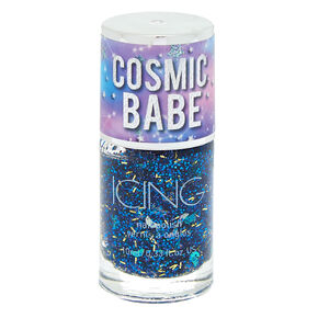 Cosmic Babe Nail Polish - Cosmic Navy Glitz,