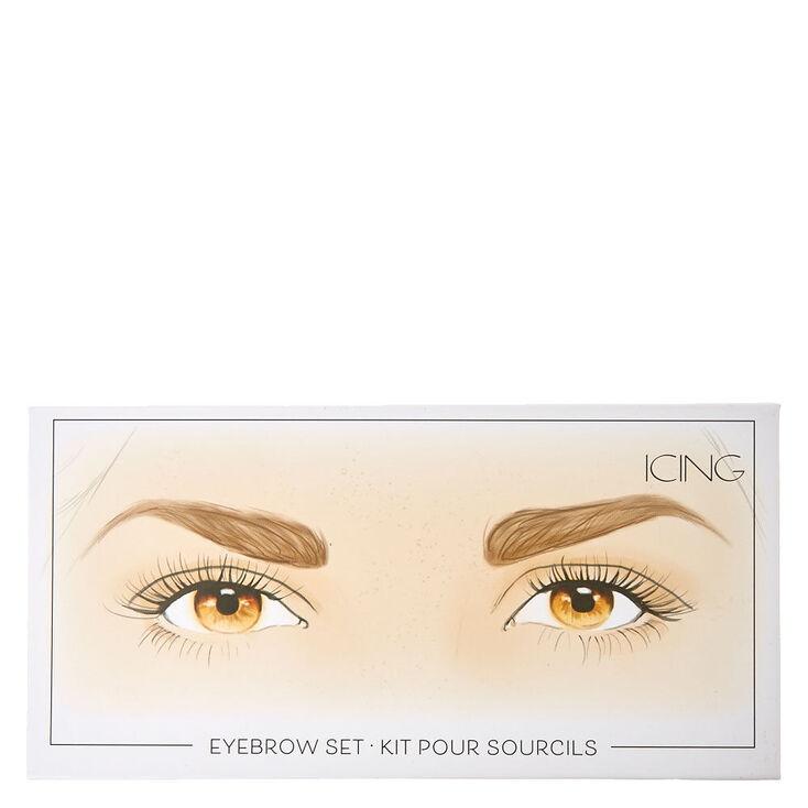 Eyebrow Makeup Set,