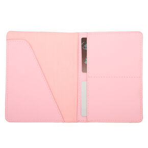 Vacay Mode Pineapple Passport Cover - Pink,