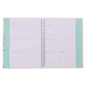 Start Somewhere Daily Planner - Pink,