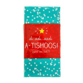 Ah Aah Aaah A-Tishoos! Pocket Tissues,