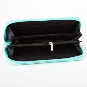 Pastel Arrow Wristlet - Mint,