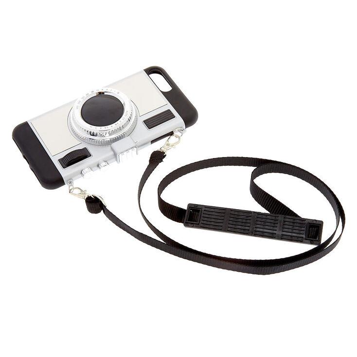 Classic Retro Camera Phone Case - Fits iPhone 6/7/8 Plus,