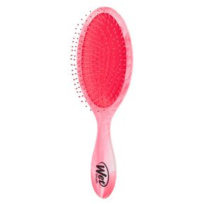 Pink Marble Wet Brush,