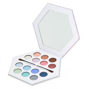 Moon Glow Hexagon Eyeshadow Palette,