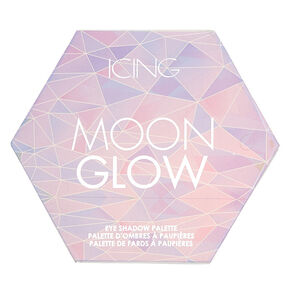 Moon Glow Hexagon Eyeshadow Palette,