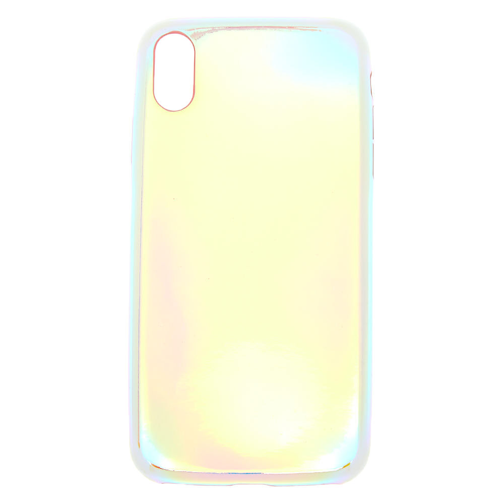 holographic iphone xs max case