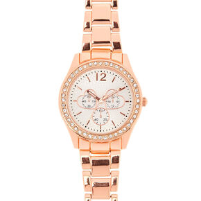 Rose Gold Romantic Boyfriend Watch,