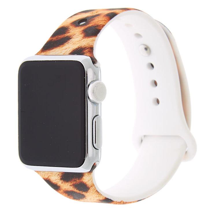 Leopard Smart Watch Band - Fits 38MM/40MM Apple Watch,
