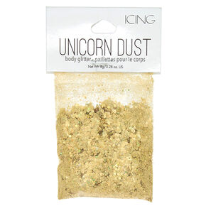 Unicorn Dust Body Glitter - Gold,