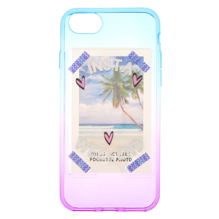 Insta Weekend Phone Case - Purple,