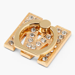 Gem Initial Ring Stand - M,