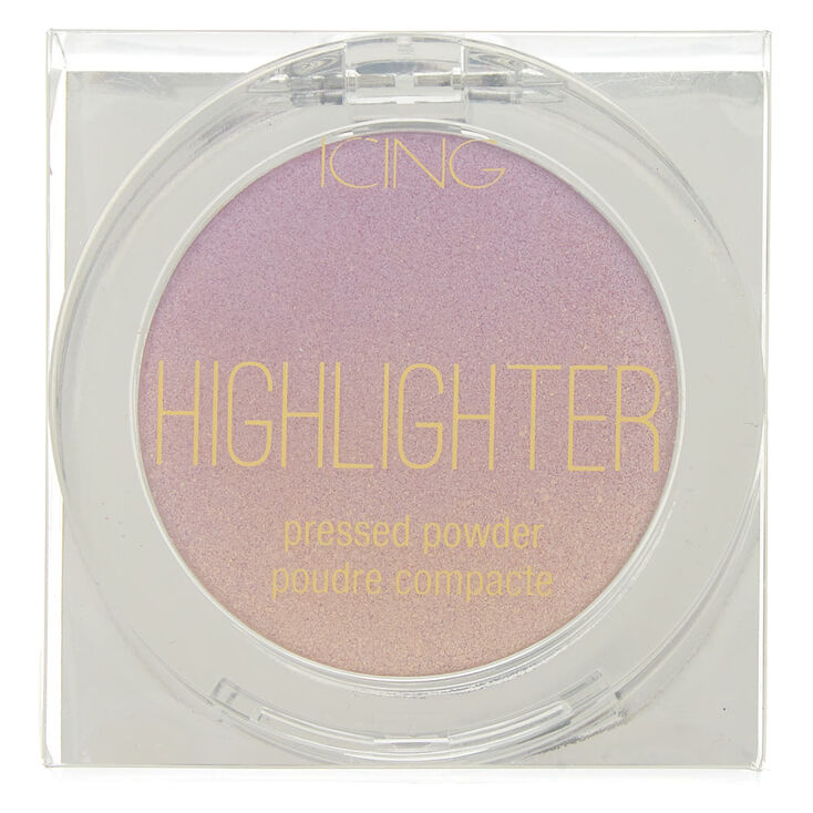 Ombre Shimmer Highlighter - Purple,