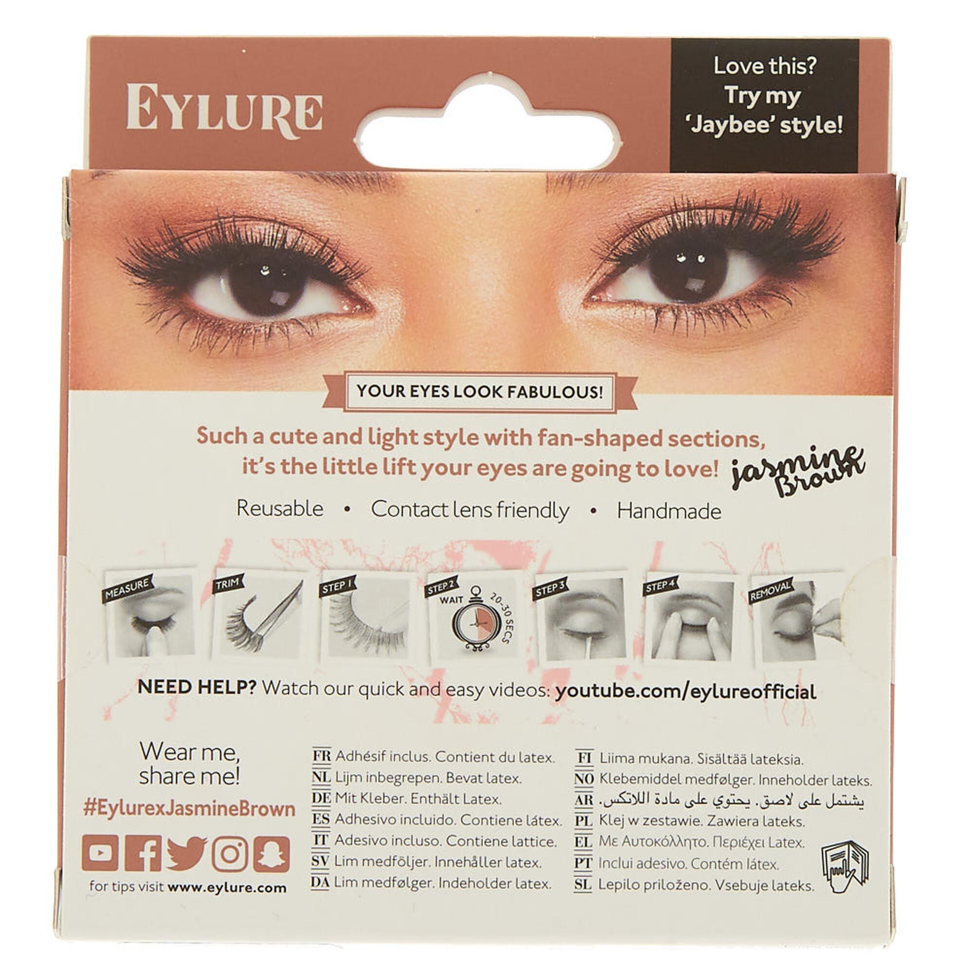 7907c33057c Eylure by Jasmine Brown Define False Eyelashes | Icing US