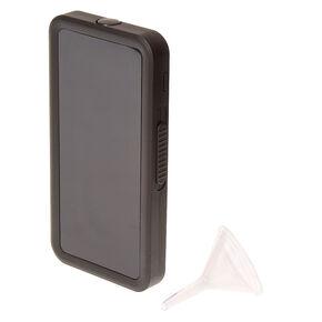 Smuggle Your Booze Smart Phone Flask,