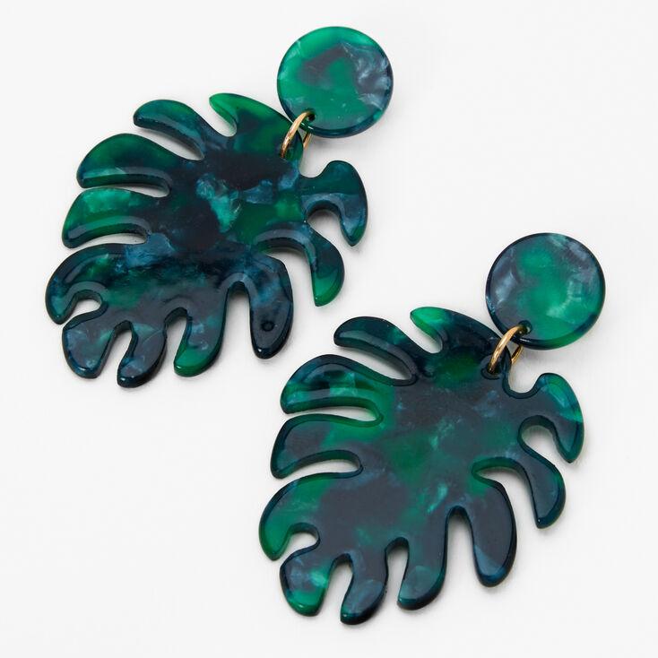 Graduated Faux Crystal  Pavé Silver Tone Stud Earrings,