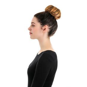 Small Brunette Hair Doughnut,