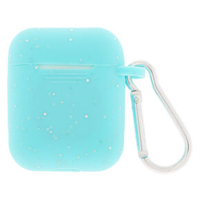 Mint Silicone Earbud Case Cover - Compatible With Apple Airpods,