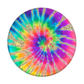 Glitter Tie-Dye PopSocket,