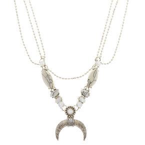 Western Stone Necklace,