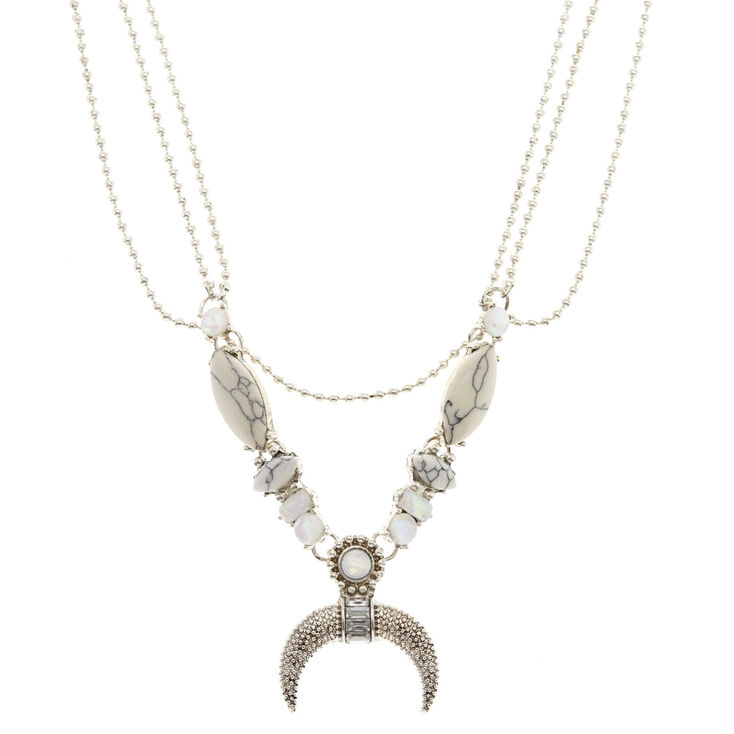 Western Stone Necklace,