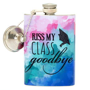 Kiss My Class Goodbye Flask,