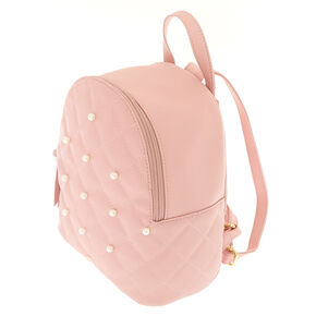 Blush & Pearls Mini Backpack,