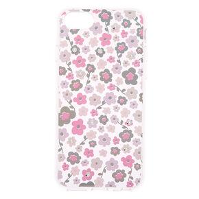 Swarovski® Crystal Floral Phone Case - Fits iPhone 6/7/8,