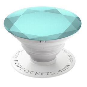 Glacier Metallic Diamond PopSocket,