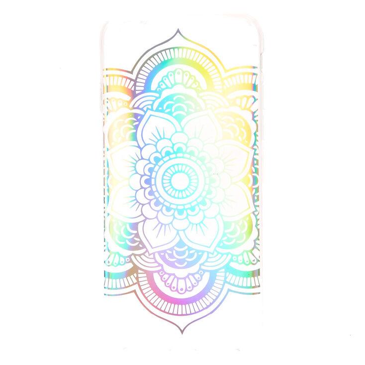 Holographic Mandala Phone Case - Fits iPhone 5/5S/SE,