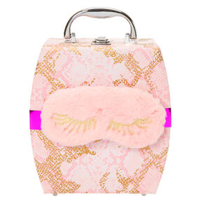 Snakeskin Mega Case Beauty Gift Set,