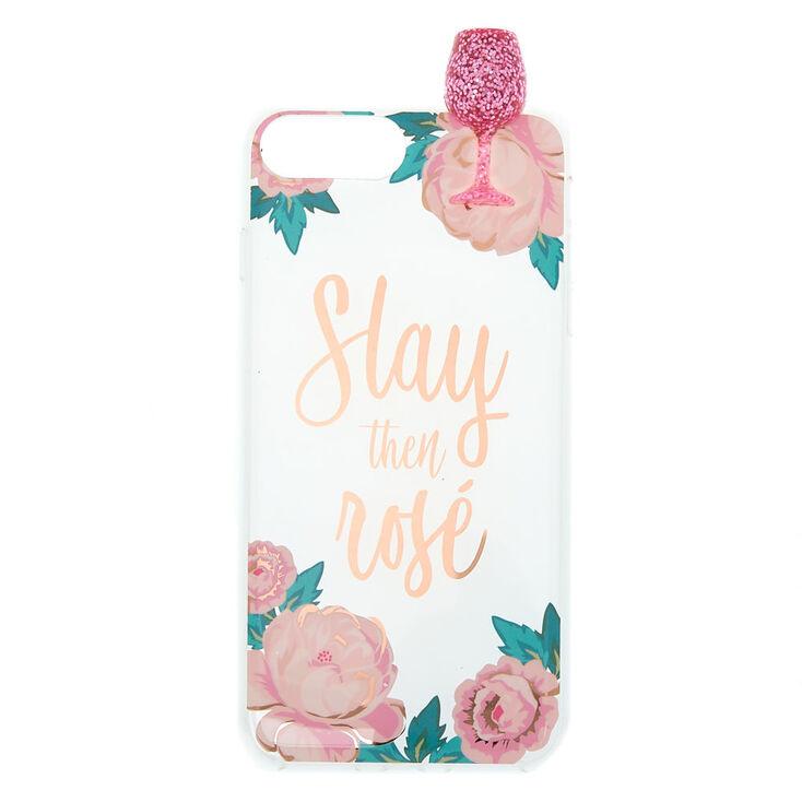 Slay the Rosé Popover Phone Case,