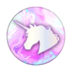 Marble Unicorn PopSocket,