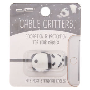 Panda Cable Critter - White,