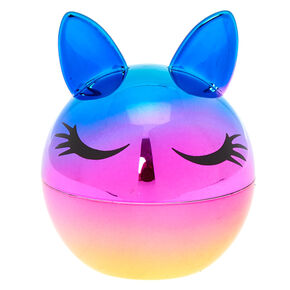 Rainbow Holographic Bunny Lip Balm,