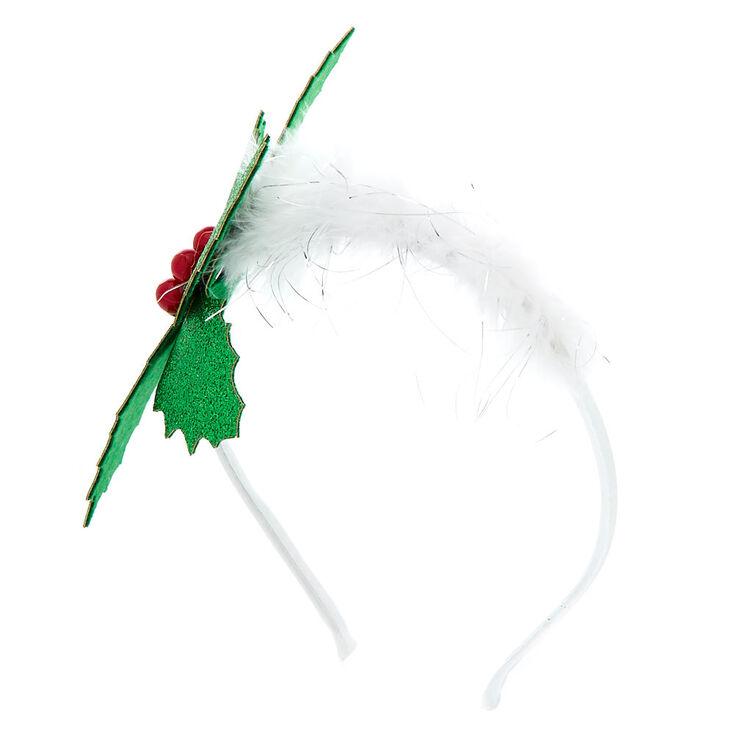 Holly Headband - White,