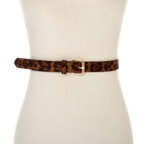 Leopard Belt,