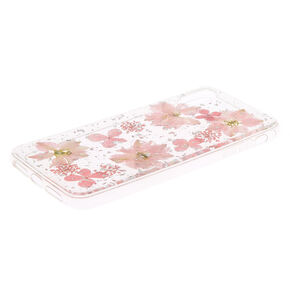 Pressed Flower Phone Case - Fits iPhone XR,