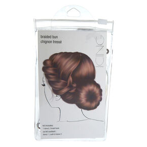 Braided Bun Hair Tools Kit,
